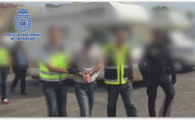 La Policía Nacional detiene en Fuengirola a un pedófilo
