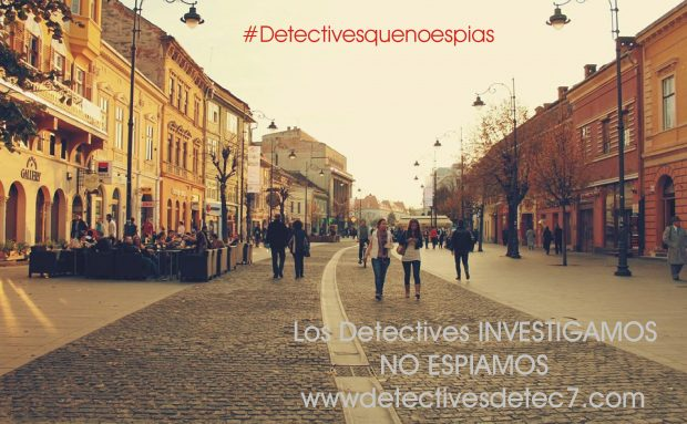 Detectives que no espías