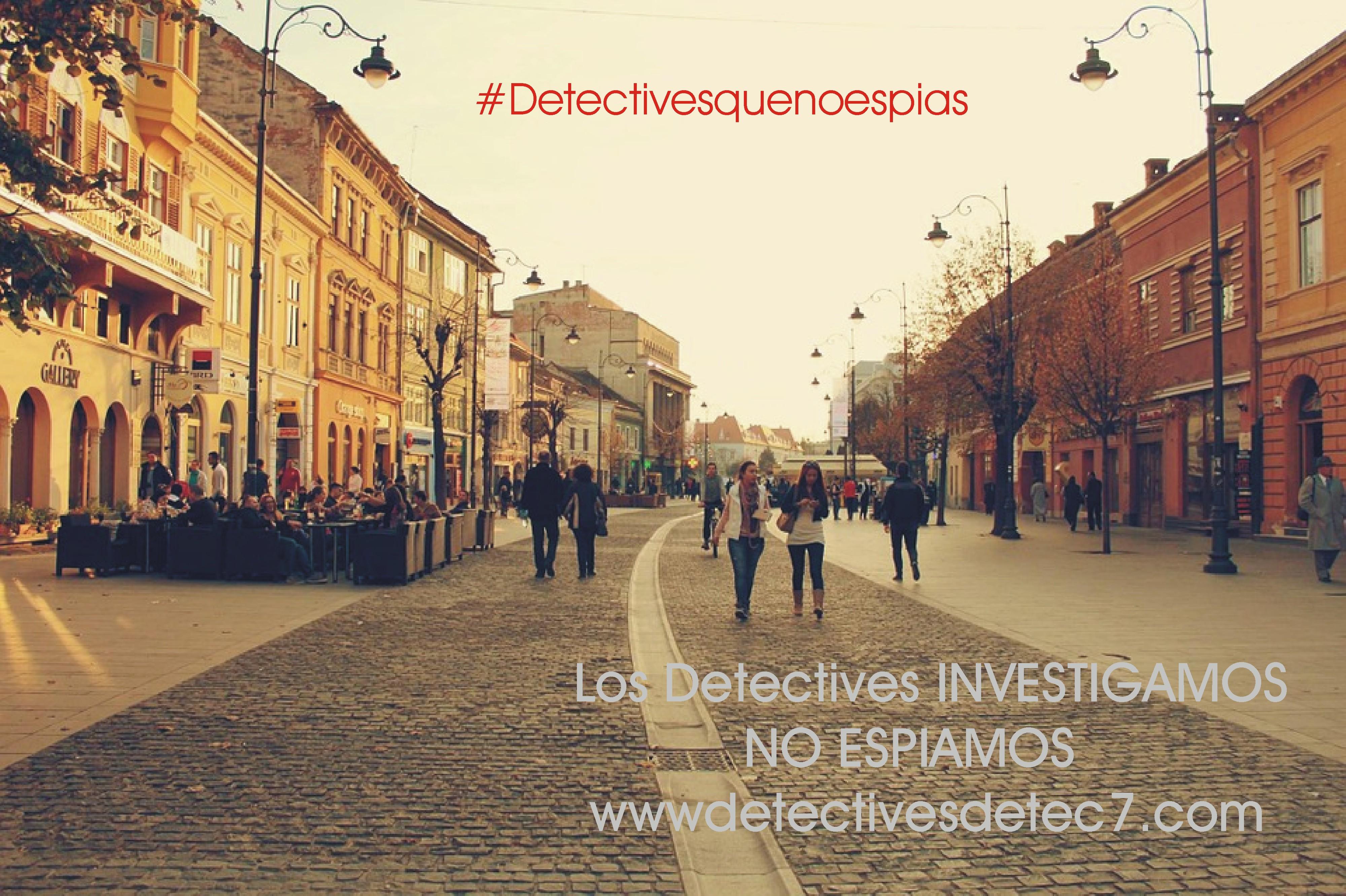 Detectives que no espías